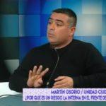 «Cuando veo a los contrincantes de la interna veo a un potencial Marianismo» (West)
