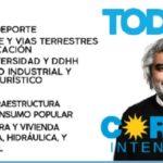 Cómo se gobierna Moreno (apuesta y propuesta de los candidatos /as)