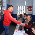 Festa ofrece a Mariel Fernández toda la información del Municipio cuando ella lo quiera