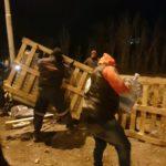 Chubut: patota del sindicato de petroleros atacó a docentes en lucha