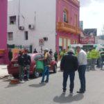 Choferes y médicos de SAME Moreno en urgencia y emergencia (laboral y salarial)