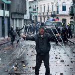 ¿Qué estalla en Ecuador?