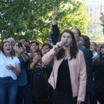 «Es el peronismo y la comunidad organizada»