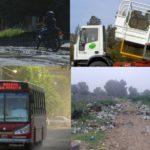 La Perlita, El Trébol, obras públicas, un paquete de debate
