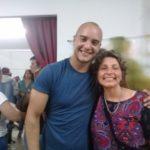 Patricia Rosemberg y Lucas Franco, dos figuras del próximo Concejo Deliberante