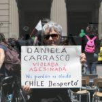 """""""Si hay personas detenidas desaparecidas por carabineros y militares no descansaremos"""""""