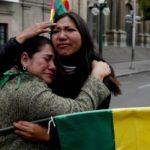 Bolivia: La Noche de los cristales rotos