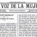 Ni Dios, ni Patrón, ni Marido: Feminismo anarquista en la Argentina del siglo XIX