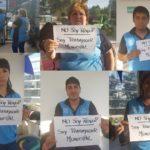 «No somos ñoquis, somos trabajadores /as municipales»