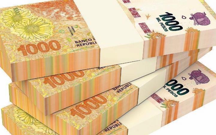 Los seis mil millones de pesos