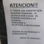 ¿Un simple cartel para algo tan complejo?