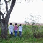 Cuarentena de los niños fumigados