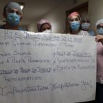 «No se terminan de resolver los problemas del Hospital y el pico de contagio sigue en ascenso»