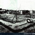 Cuatro décadas de toma de tierras