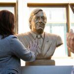 Homenaje al ex presidente Néstor Kirchner