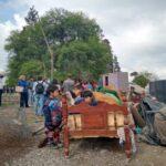 """Salta: desalojo en barrio Los Pinos, """"somos 8 mujeres con 23 niños"""""""