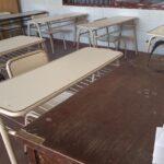 Vuelta a las aulas: agua en lo posible, ventilación probable y si no hay gas las clases no se suspenden