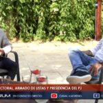 «Como agrupación creemos que la Presidenta del PJ tiene que ser Mariel Fernández sino nos sentaremos a discutir»