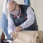 La Provincia y una obra para Moreno