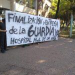 ¡Abran la Nueva Guardia del Hospital!